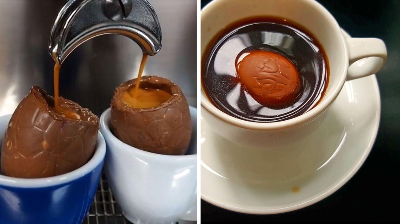 eggspresso – der neueste Kaffeetrend