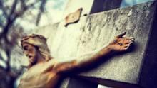 Jesus Christus am Kreuz Karfreitag