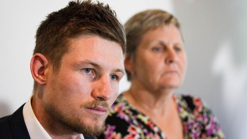 Cameron Bancroft, Nationalspieler der australischen Kricket-Mannschaft