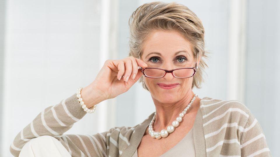Altersblindheit: Neue Methode kann helfen