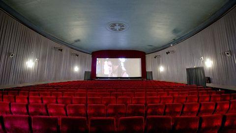 Am Karfreitag gelten im Kino Aufführungsverbote für bestimmte Filme (Symbolbild)