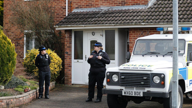 Anfang März wurde der Ex-Agent Sergej Skripal offenbar in seinem Wohnhaus vergiftet