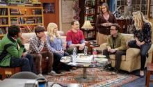 "Die Nerds aus ""The Big Bang Theory"""