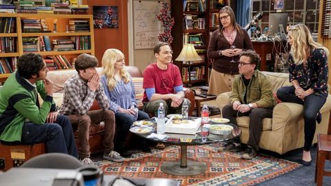 "Die Nerds aus ""The Big Bang Theory"""