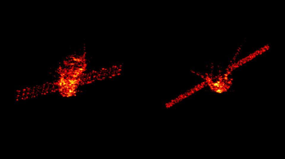 Chinesische Raumstation taumelt Richtung Erde