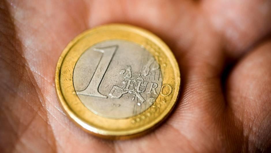 Euro Wenn Eine 1 Euro Münze Plötzlich 10000 Euro Wert Ist Sternde
