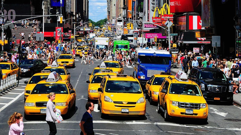 Das Leben wird immer härter für New Yorks Taxifahrer