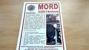 Geköpfter Obdachloser in Kobelnz