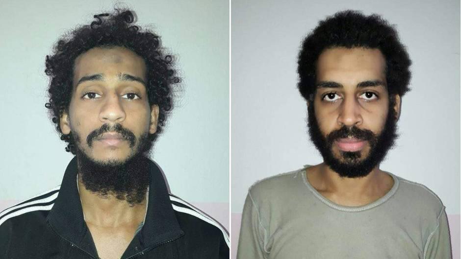 Islamischer Staat Jihadi John Beatles