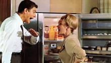 Kühlschrank Büro