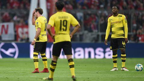 Mario Götze, Mo Dahoud, Michy Batshuayi - BVB-Spieler gegen den FC Bayern ratlos und hilflos