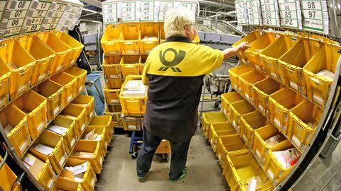 Deutsche Post soll Kundendaten für Bundestagswahlkampf an CDU und FDP verkauft haben