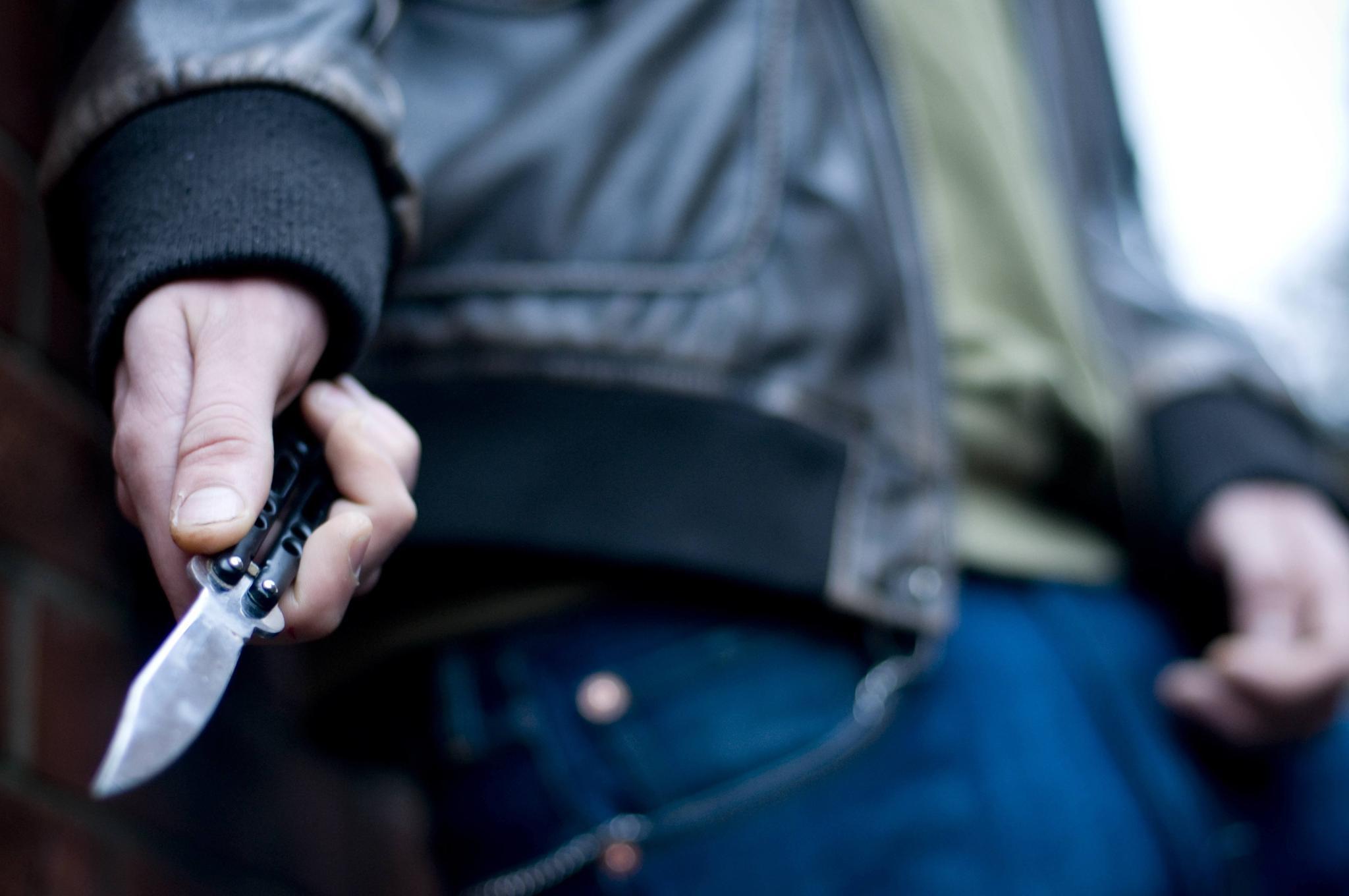 Messer als Waffe: Junge Männer und kalter Stahl | STERN.de