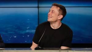 Tesla-Chef Elon Musk ist für seinen Humor bekannt
