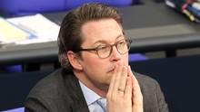 Will die Bürger per App auf Funkloch-Jagd gehen lassen: Bundesverkehrsminister Andreas Scheuer (CSU)