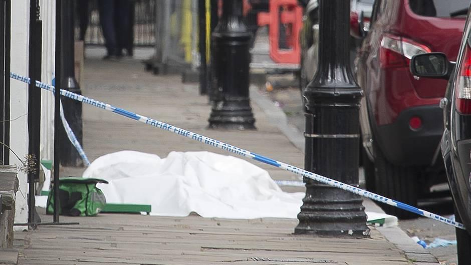 Statistik London Uberholt Erstmals New York Bei Anzahl Der Morde