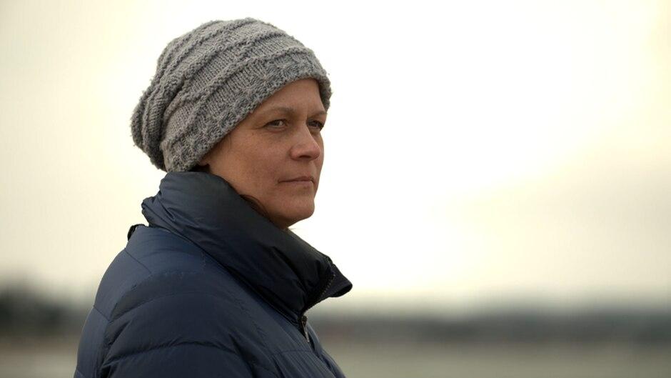 Sandra Völker (44) kann wieder zuversichtlich in die Zukunft blicken.