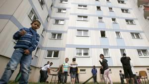 Flüchtlingsunterkunft von European Homecare in Wolgast