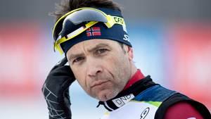 Biathlon - Ole Einar Björndalen - Karriereende