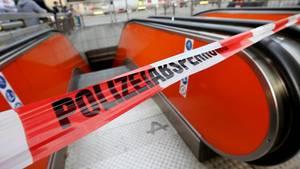 U-Bahn-Unfall Duisburg