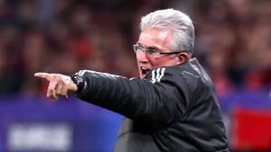 """FC-Bayern-Trainer Jupp Heynckes: """"Wenn wir die Champions League gewinnen wollen, dann müssen wir uns noch steigern"""""""