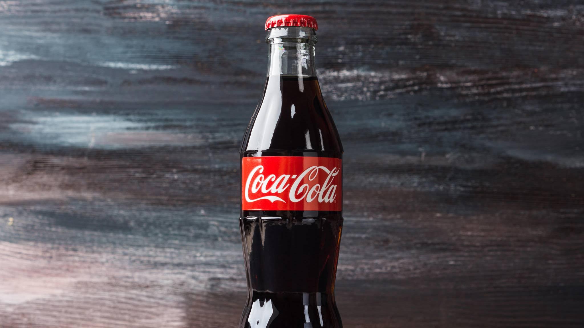 Coca Cola hilft beim Abnehmen