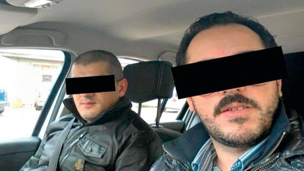 Mächtiger 'Ndrangheta-Boss: Das Geschäftsgebiet von Vittorio Farao (l.) reicht von Stuttgart bis Kassel