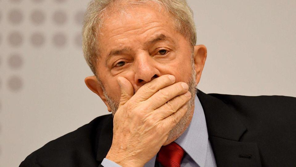 Vor Gericht gescheitert: Brasiliens Ex-Präsident Luiz Inácio Lula  (Archivbild)