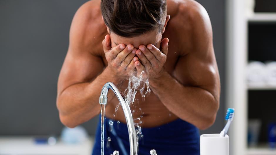 Gesichtspflege für Männer: Diese sechs Tipps sollten Sie beachten - Ihre Haut wird es Ihnen danken