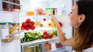 Amazon Fresh füllt Kühlschrank