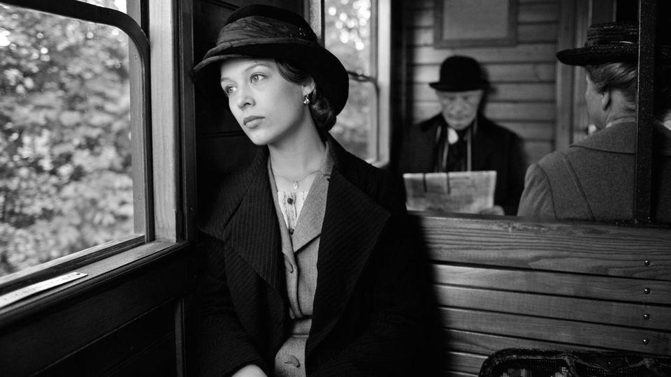 """2016 trat Beer in dem Film """"Frantz"""" von François Ozon auf – als junge Frau, die ihren Verlobten im Ersten Weltkrieg verlor. Die Kritiker, vor allem die französischen, waren begeistert"""
