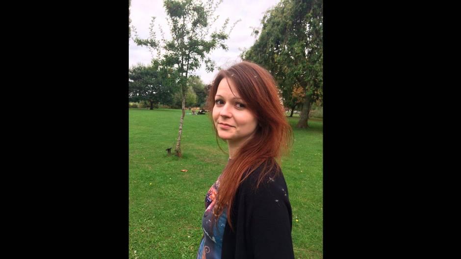 Giftopfer Julia Skripal äußert sich erstmals öffentlich nach Anschlag