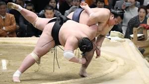 Frauen haben im Sumo-Ring traditionell nichts verloren, finden Sumo-Ringer und -Fans (Symbolbild)