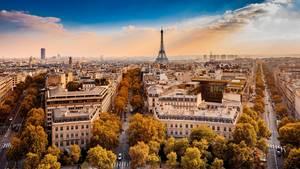 Frischer Wind zwischen Eiffelturm und Louvre: Der Zauber von Paris