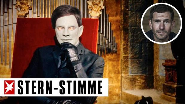 Carsten Maschmeyer als Fantomas