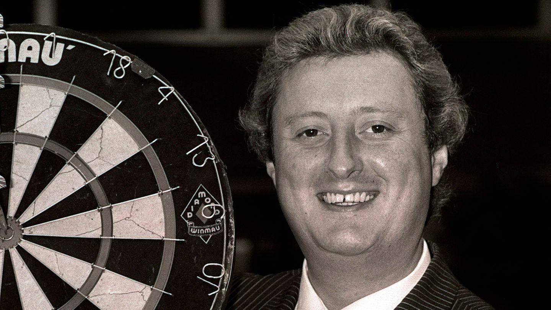 Der früherer Darts-Wetmeister Eric Bristow ist tot