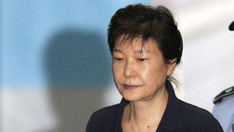 Südkoreas Ex-Präsidentin Park Geun Hye