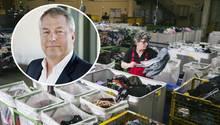 Qualitativ hochwertige Kleidung ist seltener geworden, meint Soex-Chef Axel Buchholz