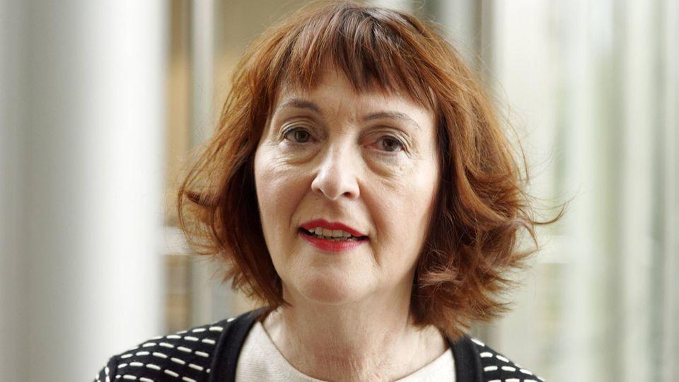 Sonia Mikich, Chefredakteurin Fernsehen des WDR, klärte den Fall ihres Kollegen intern auf