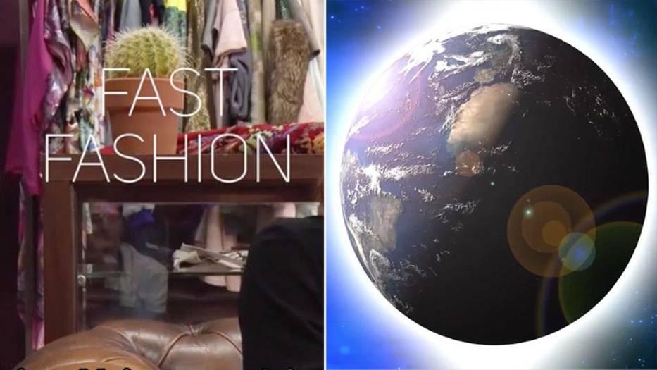 Konsumverhalten : Modebücherei eröffnet: Kunden leihen Kleidung für mehr Nachhaltigkeit
