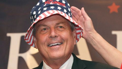 Der Republikanische Kongress-Abgeordnete Ralph Norman