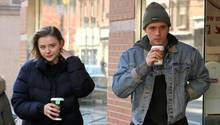 Brooklyn Beckham Chloe Grace Moretz