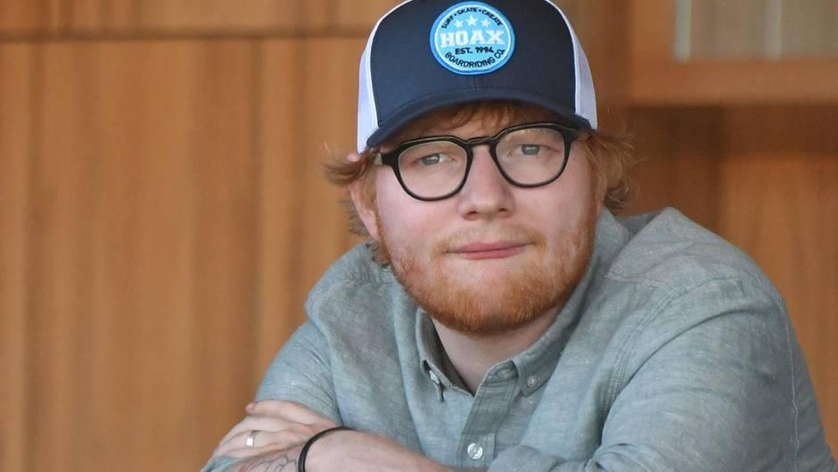 Promis und ihre Cartoon-Doppelgänger: Diesem Comic-Charakter sieht Ed Sheeran zum Verwechseln ähnlich