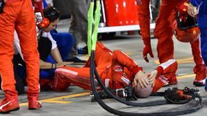 Ferrari Mechaniker