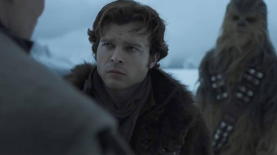"""""""Solo: A Star Wars Story"""": Der erste große Trailer zum Han-Solo-Film ist da"""