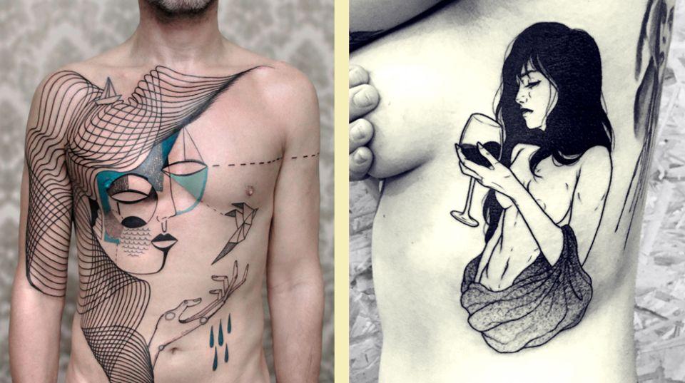 """Bildband """"Forever More"""": Ciao, Traumfänger und Pusteblume - diese Tattoos sind echte Kunst!"""