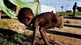1998: Hungersnot im Südsudan
