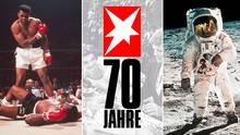 70 Jahre stern: Bilder, die wir nie vergessen
