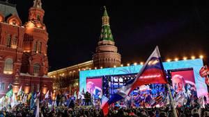 Moskau Wahl Putin
