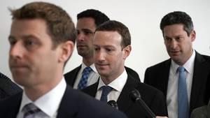 """""""Es war mein Fehler"""": Facebook-Chef Mark Zuckerberg übernimmt Verantwortung für Datenskandal"""